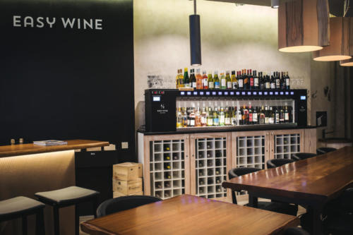 interior Ilze Svence Easy wine 2017 13
